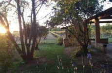 Jardin / cuisine d'été