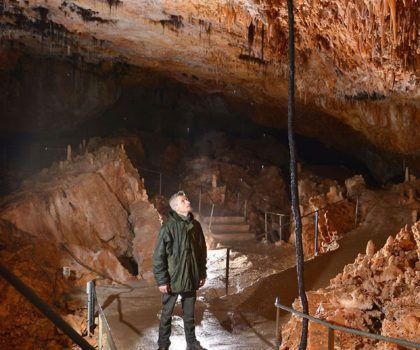 Aven-Grotte La Forestière